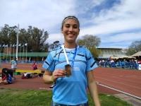Atletismo: ¡Nuevo récord argentino en los 100 metros con vallas!