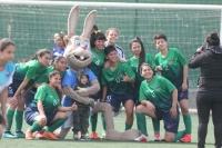 El fútbol femenino también es furor en los Juegos Nacionales Evita