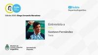 """Gustavo Fernández: """"Los preconceptos generan barreras"""""""