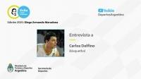 Carlos Delfino y el legado de la Generación Dorada afuera de la cancha